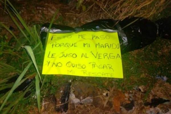 Φρίκη στο Μεξικό: Πέταξαν το κεφάλι της στον δρόμο!