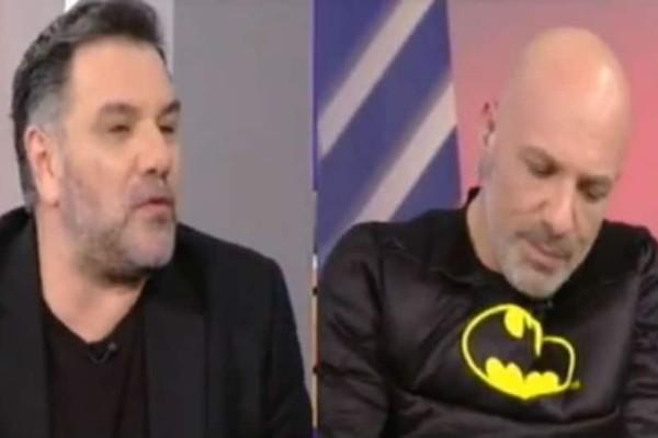 Νίκος Μουτσινάς - Γρηγόρης Αρναούτογλου: O τσακωμός τους και η αντίδραση της Καινούργιου! (video)