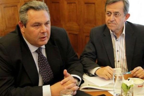 Νίκος Νικολόπουλος: Κατέθεσε μήνυση στον Καμμένο για εκβιασμούς και απειλές!
