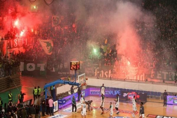 Παναθηναϊκός - Ολυμπιακός: Η τιμωρία των πρασίνων για το ντέρμπι!