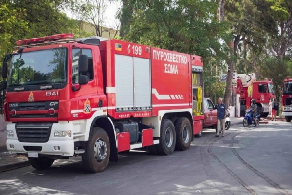 Συναγερμός στη Θεσσαλονίκη: Πυρκαγιά σε διαμέρισμα!