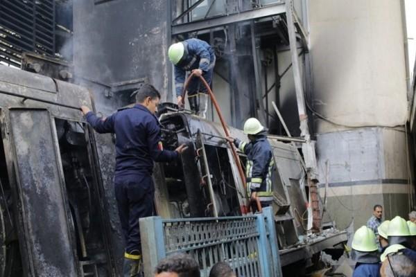 Αίγυπτος: Παραιτήθηκε ο υπουργός Μεταφορών μετά τη σιδηροδρομική τραγωδία!