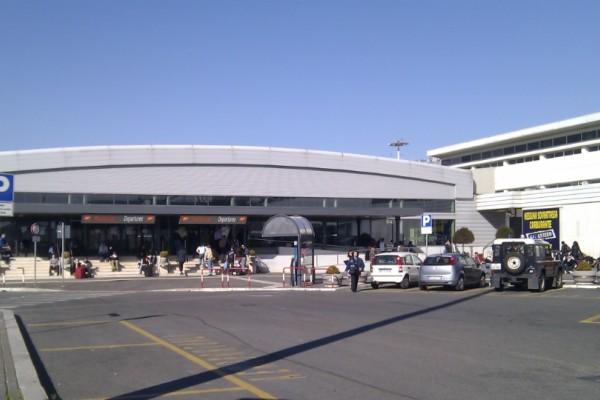 Κλειστό αεροδρόμιο της Ρώμης λόγω φωτιάς!
