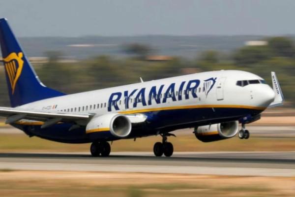 Ryanair: Έως 20% έκπτωση σε 500.000 θέσεις!