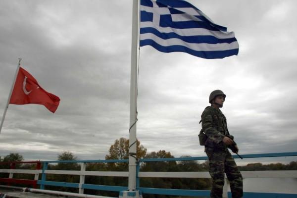 Έλληνας συνελήφθη σε στρατιωτική περιοχή στην Αδριανούπολη