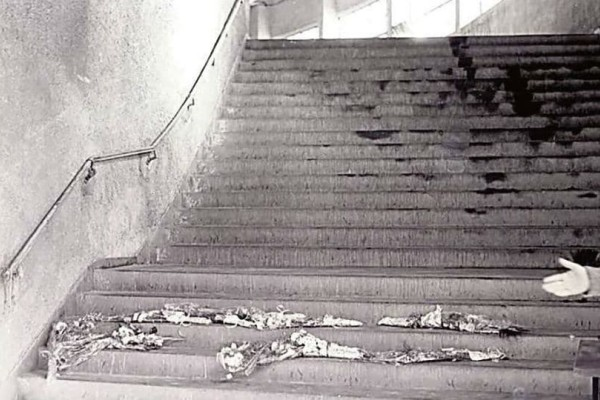 Σαν σήμερα η τραγωδία στη Θύρα 7: Τα μηνύματα της ΠΑΕ και του Βαγγέλη Μαρινάκη!