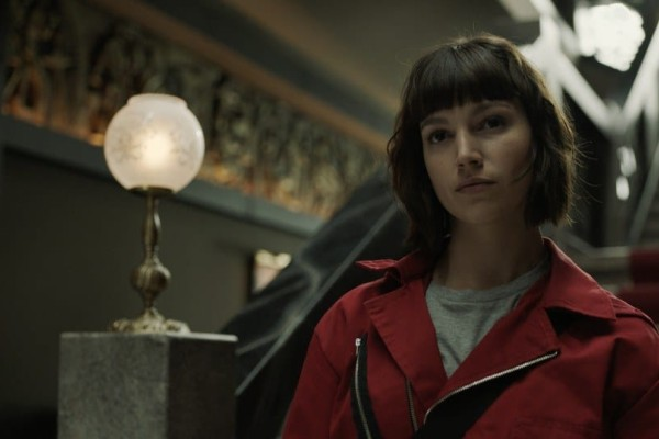Δείτε με ποιον ηθοποιό ζει τον έρωτά της η αγαπημένη ηθοποιός του ''La Casa De Papel''