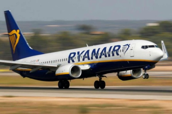 Ryanair: Ανακοίνωσε 12 νέα δρομολόγια από Ελλάδα!
