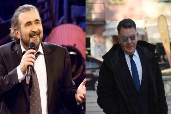 Κούγιας - Λαζόπουλος: Καρέ - καρέ οι φωτογραφίες πριν τον ξυλοδαρμό!