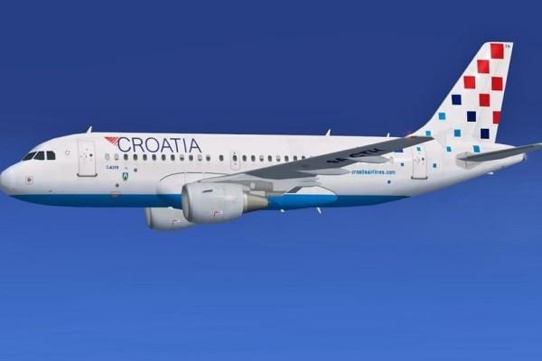 Croatia Airlines: Ξεκινάει τις πτήσεις από Αθήνα! - Δείτε αναλυτικά τα δρομολόγια!