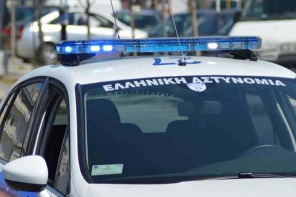 Καμένα Βούρλα: 42χρονος οδηγούσε μεθυσμένος και με στρατιωτικό μαχαίρι!