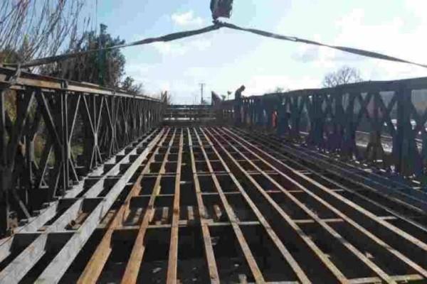 Κρήτη: Δεν έχει ρυθμιστεί ακόμα η κυκλοφορία οχημάτων στη γέφυρα του Πλατανιά