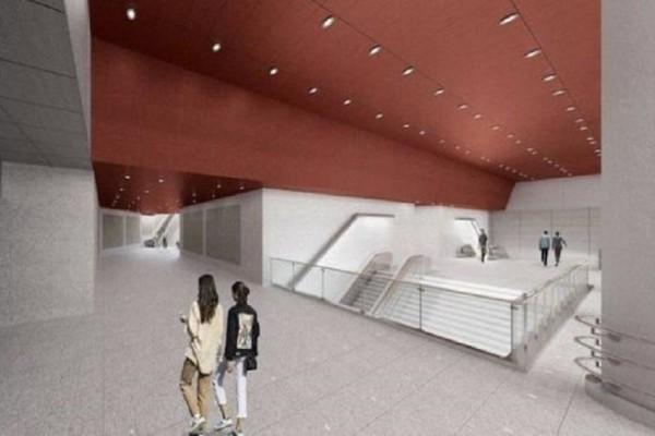 Έτσι θα είναι ο σταθμός του μετρό «Κορυδαλλός»! - Κυκλοφοριακές ρυθμίσεις στην πλατεία Ελευθερίας
