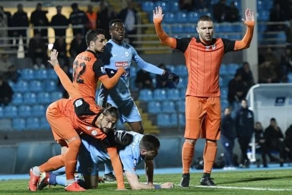 Super League: ΠΑΣ Γιάννενα - Ξάνθη 0-0
