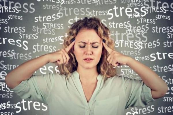 Τα 10 σημάδια που φανερώνουν οτι υποφέρετε απο υπερβολικό άγχος!