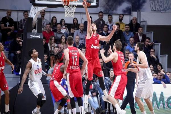Euroleague: Οι 5 ήττες ήταν πολλές! Επέστρεψε ο Ολυμπιακός!