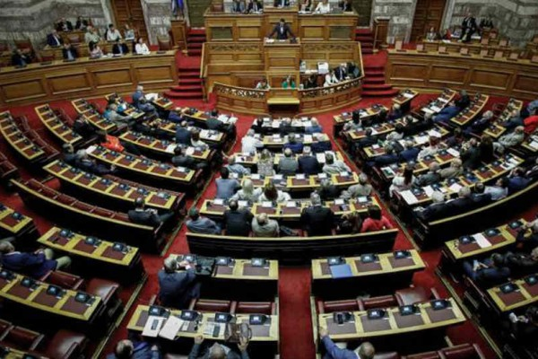 Βουλή: Πέρασε με 148