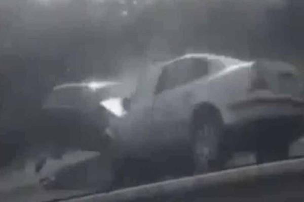 Απίστευτο: Οδηγός μπήκε ανάποδα σε αυτοκινητόδρομο στη Σκωτία!
