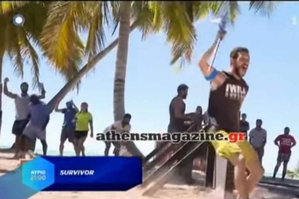 Survivor Ελλάδα Τουρκία: Όλα όσα είδαμε στο χθεσινό επεισόδιο! (videos)