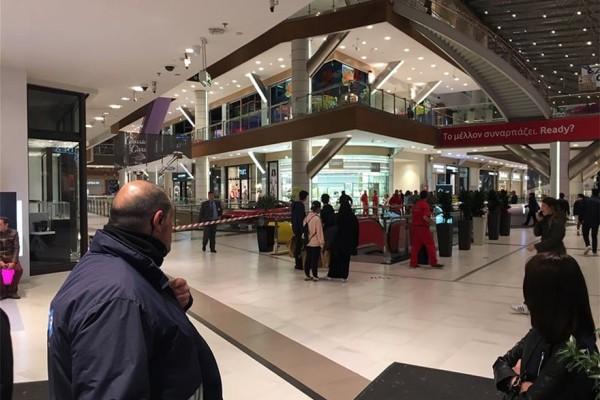 Τραγωδία στο Μαρούσι: Μυστήριο με γυναικα που έπεσε από τον τρίτο όροφο του Mall και αυτοκτόνησε!
