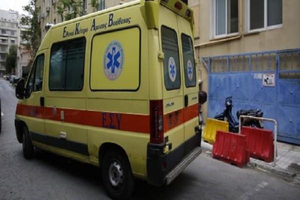 Συναγερμός στην Αγία Παρασκευή: Σοβαρό τροχαίο με 2 τραυματίες!