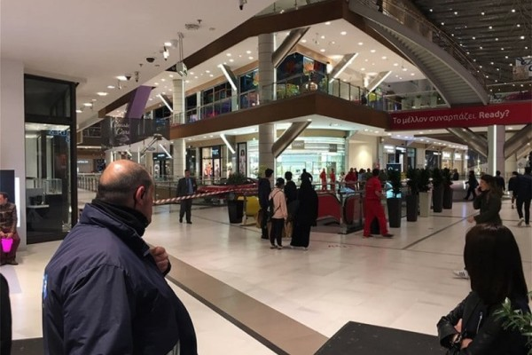Τραγωδία στο Mall: Μάρτυρας πασίγνωστη Ελληνίδα τραγουδίστρια!