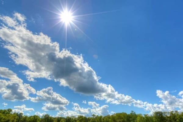 Αίθριος ο καιρός σήμερα: Πού θα θα κυμανθεί η θερμοκρασία;