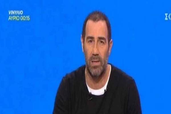 Αντώνης Κανάκης: Άγριο ξέσπασμα στο