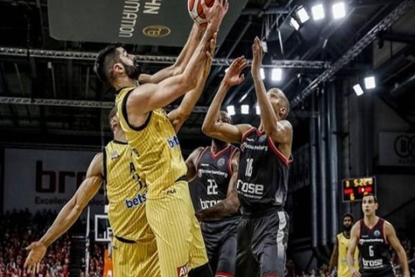 Basketball Champions League: Στο ΟΑΚΑ το γυρίζει η ΑΕΚ!