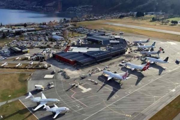Nέα Ζηλανδία : Κλειστό αεροδρόμιο λόγω ύποπτου πακέτου!