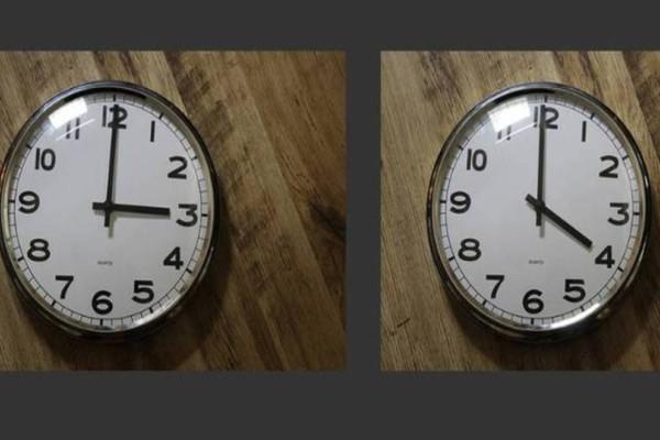 Έφτασε ο καιρός: Πότε αλλάζει η ώρα;