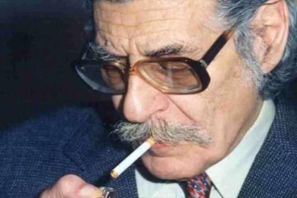Σαν σήμερα  στις 9 Μαρτίου του 1925 γεννήθηκε ο Μανόλης Αναγνωστάκης
