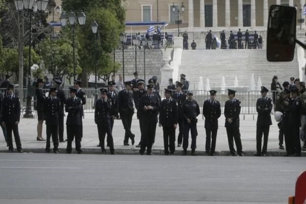 «Αστακός» το κέντρο της Αθήνας για την στρατιωτική παρέλαση! - Τουλάχιστον 1.600 αστυνομικοί στο πόδι!