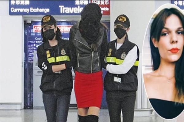 Καρέ καρέ η φρίκη της Ειρήνης Μελισσαροπούλου: Έτσι «έλιωσε» μέσα στις φυλακές του Χονγκ Κονγκ! Εικόνες που συγκλονίζουν