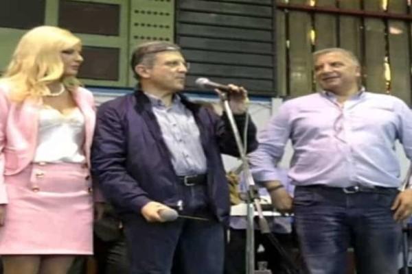 Χαμός με Γιώργο Αυτιά σε εκδήλωση του Πατούλη! - Είπε το απίθανο.... (video)