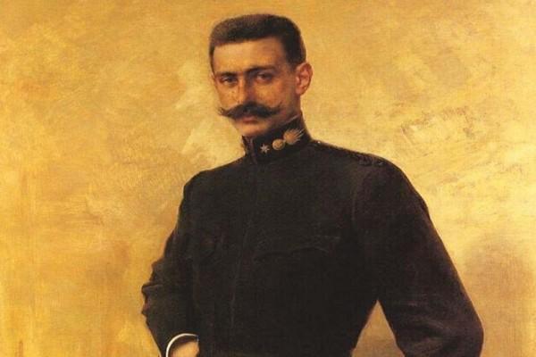 Σαν σήμερα στις 29 Μαρτίου το 1870 γεννήθηκε ο ήρωας του Μακεδονικού Αγώνα, Παύλος Μελάς!