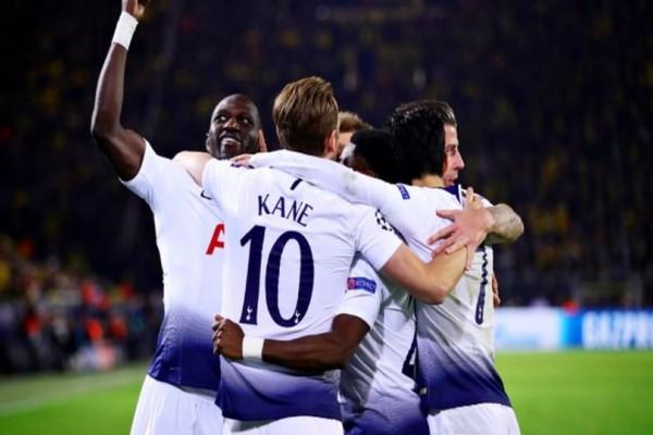 Champions League: Ντόρτμουντ - Τότεναμ 0-1
