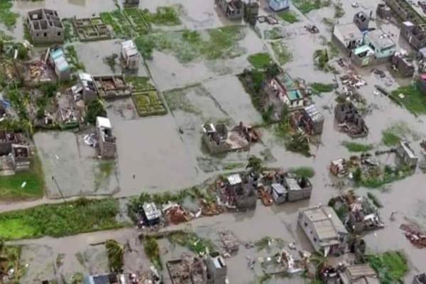Μοζαμβίκη: Βιβλική καταστροφή- Περισσότεροι απο 1.000 οι νεκροί!