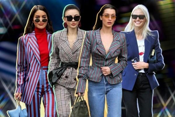 ZARA :Τα blazer της άνοιξης που θα φορεθούν -Τα σχέδια και χρώματα της σεζόν!