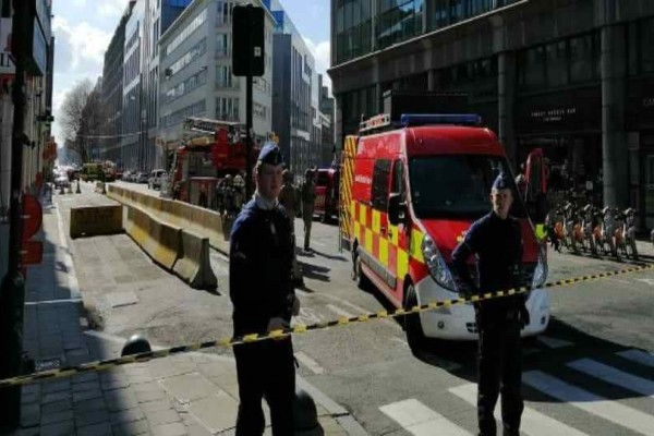 Συναγερμός στις Βρυξέλλες: Tηλεφώνημα για βόμβα στη κομισιόν!