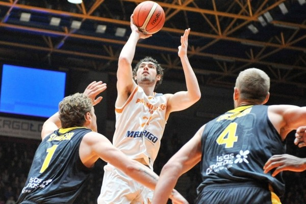Basketball Champions League: Προμηθέας Πατρών - Τενερίφη 69-57