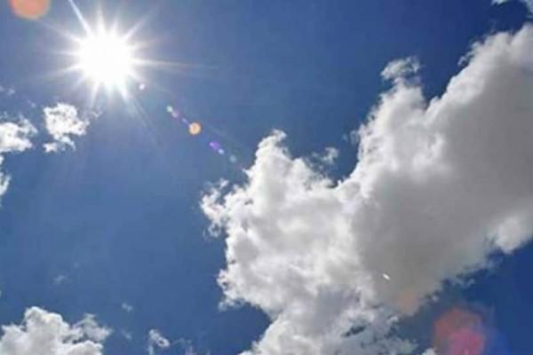 Αίθριος ο καιρός και σήμερα! Πού θα θα κυμανθεί η θερμοκρασία;