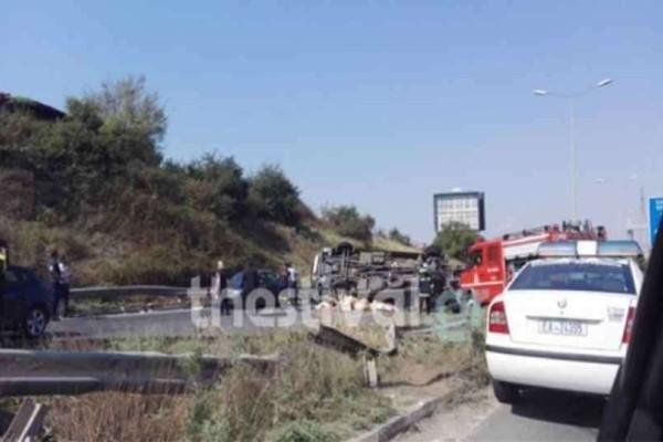 Θεσσαλονίκη: Nεκρός μοτοσυκλετιστής ύστερα απο σύγκρουση με Ι.Χ!