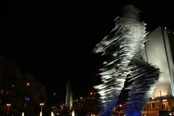 Πρόταση για ανταλλαγή του «Δρομέα» με άγαλμα των Σκοπίων!