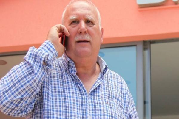 Απίστευτη τραγωδία για τον Γιώργο Παπάδακη: Σήκωσε το τηλέφωνο και δεν πίστευε στα αυτιά του!