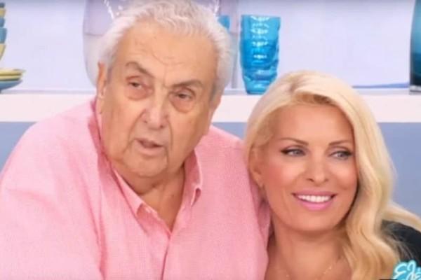 Ελένη Μενεγάκη - Δημήτρης Κοντομηνάς: Η άγνωστη σχέση τους και ο ρόλος του στο διαζύγιο της με τον Λάτσιο!