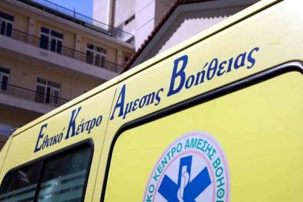 Αγρίνιο: Στο νοσοκομείο άνδρας μετά απο πυροβολισμό!