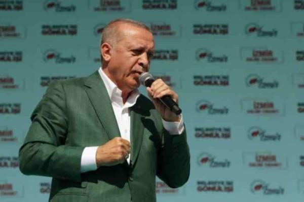 Προκαλεί ο Ερντογάν: «Όποιος προσπαθήσει να μας διώξει απο την Istanbul θα φύγει με φέρετρο!»