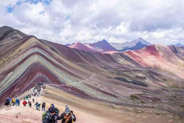 Περού: Αγνοούνται 4 τουρίστες στην οροσειρά Άνδεων!