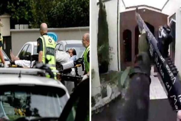 Μακελειό στη Νέα Ζηλανδία: Η στιγμή που οι αστυνομικοί συλλαμβάνουν το μακελάρη! (Bίντεο)